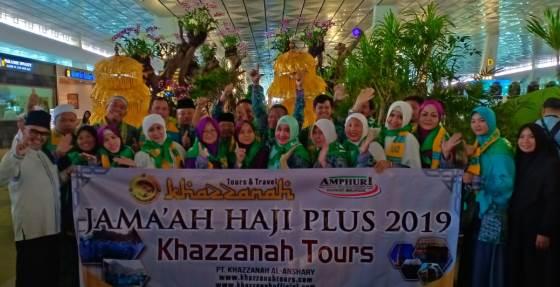 Paket Haji ONH Plus 2020 Jamaah