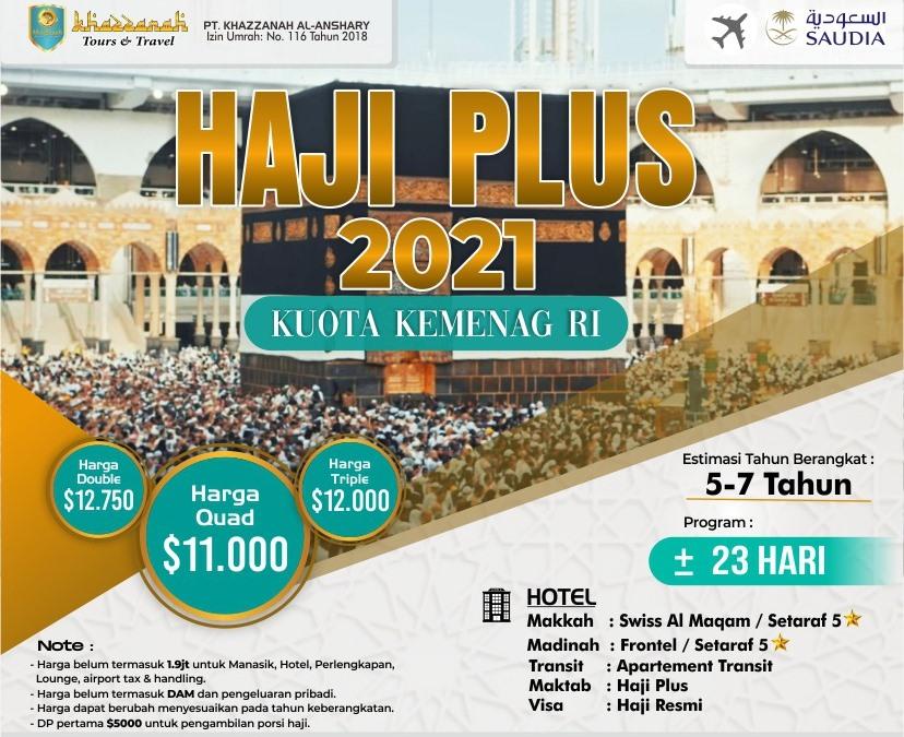 Paket Haji ONH Plus