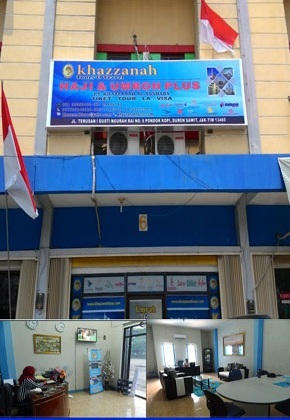 kantor khazzanah tour